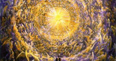Le Paradis par Gustave Doré
