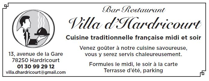 pub villa hardricourt