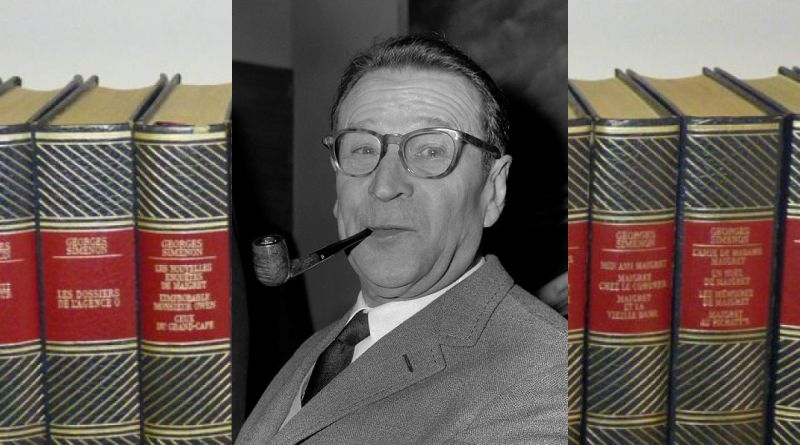 Georges Simenon, un boulimique de la vie et de l'écriture