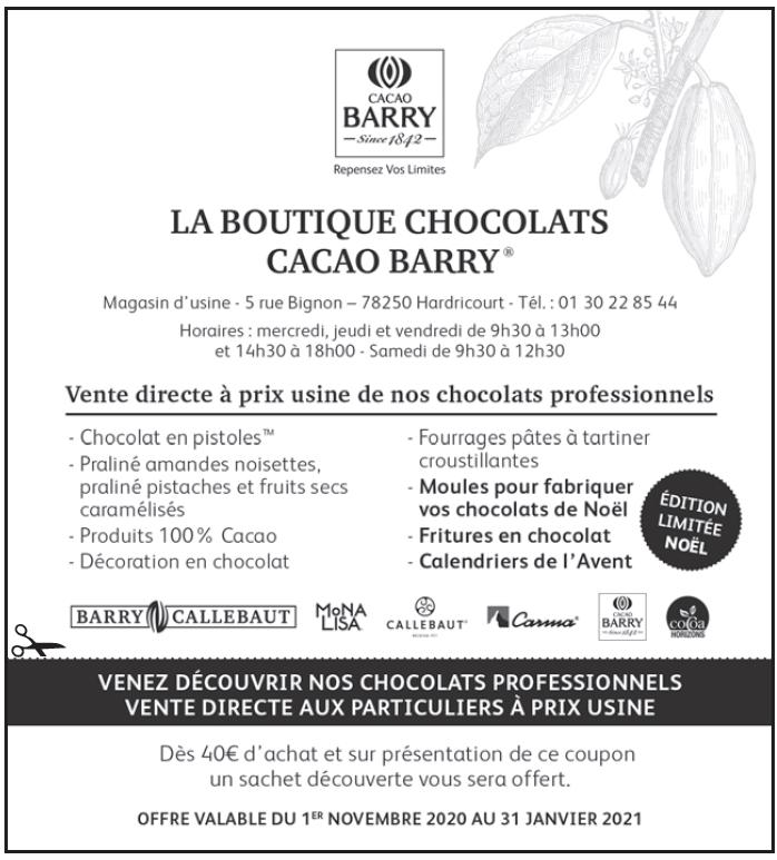Barry callebaut 12 20
