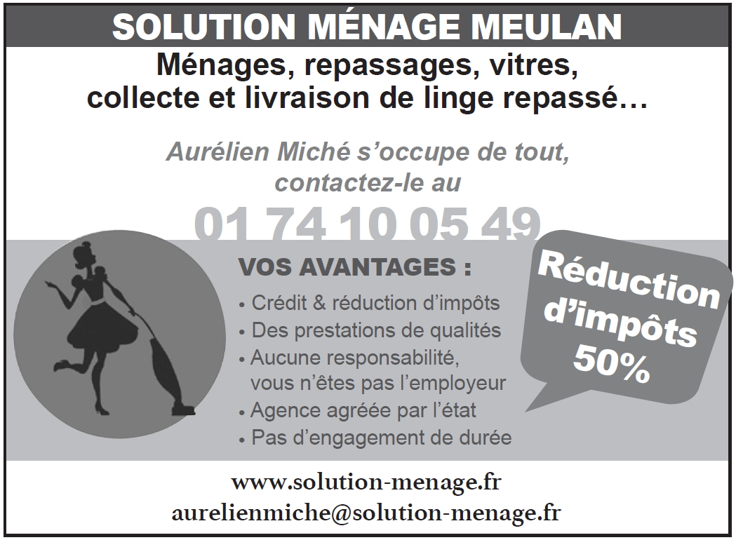 Solution ménage 12 20