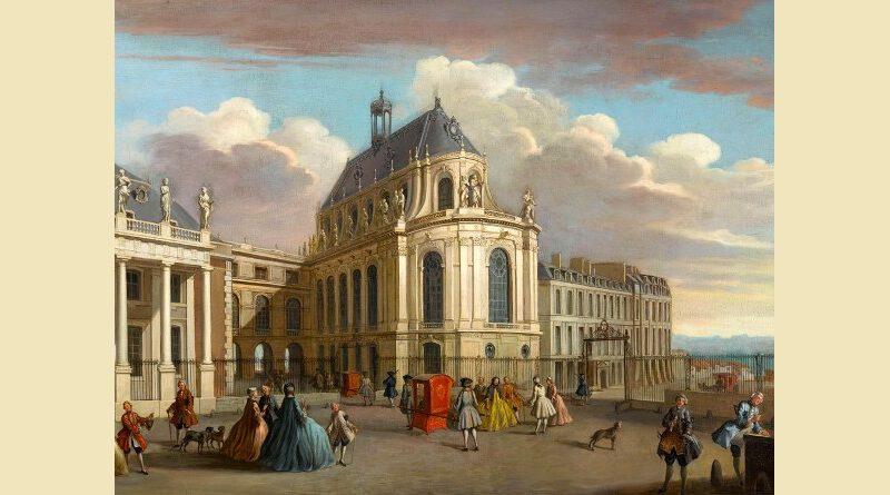 La chapelle royale de Versailles, trois ans pour traverser les siècles