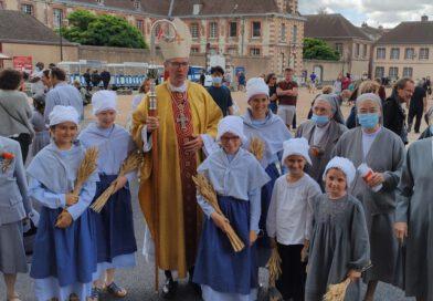 325 ans de la congrégation des sœurs de Saint-Paul de Chartres