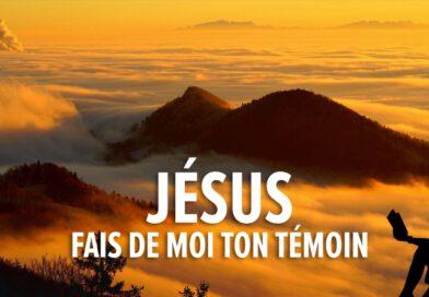 Et vous, qui dites-vous que je suis ? (Mt 16,15)